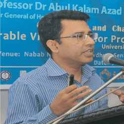 Dr Md Salimullah [MSc, MPhil, PhD]
